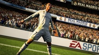 Europameister Ronaldo im Euro-Bestseller Fifa 18.