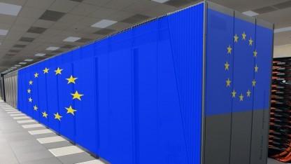 Die EU will Supercomputer für 1 Milliarde Euro anschaffen.