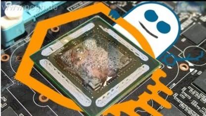 Der Meltdown auf einer Intel-CPU (Symbolbild)