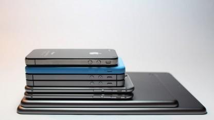 Zahlreiche iOS-Geräte konnten mit alten Betriebssystemen bespielt werden.