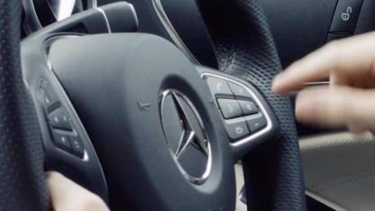 Mercedes will Navigation mit drei Wörtern ermöglichen.