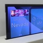 OLED: LG zeigt aufrollbaren 65-Zoll-Fernseher mit 4K-Auflösung