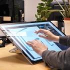 Microsoft Surface Studio im Test: Zeichnen aus dem Schwenkgelenk