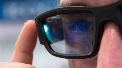 Vuzix Blade im Hands on: Neue Datenbrille mit einem scharfen und hellen Bild – Golem.de