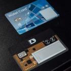 Wallet: Programmierbare Kreditkarte mit ePaper, Akku und Mobilfunk
