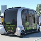 Toyota E-Palette: Das autonome Auto als Restaurant, Hotel oder Arztpraxis