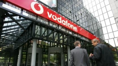 Die Vodafone-Zentrale in Düsseldorf