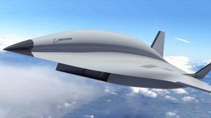 Hyperschallflugzeug von Boeing: Nachfolger für das bisher schnellste Flugzeug