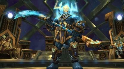 Reisen in World of Warcraft ist bald etwas gefährlicher - und spannender.
