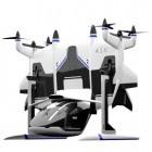 AirSpaceX: Lufttaxi Mobi-One kann fliegen und fahren