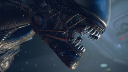 Artwork von Alien Isolation