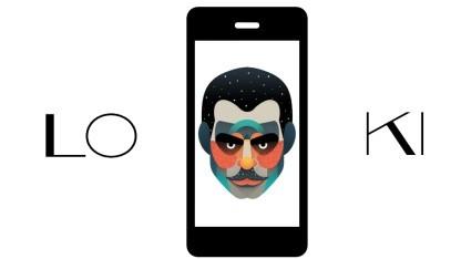 Die App Loki wertet die Gesichtszüge des Nutzers aus.