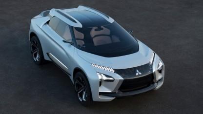 Mitsubishi-Konzeptauto ohne Außenspiegel (Symbolbild)