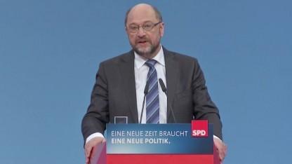 SPD-Chef Martin Schulz darf weiter verhandeln.