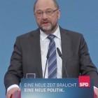 Knappe Mehrheit: SPD stimmt für Koalitionsverhandlungen mit Union