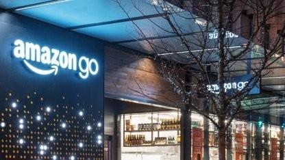 Amazons Go-Supermarkt hat keine Kassen.
