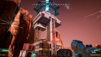 Memories of Mars versetzt Spieler auf den Mars der Zukunft.