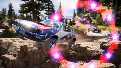 Far Cry 5 schickt Spieler ins düstere Herz der USA.