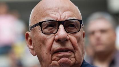 Rupert Murdoch will Geld von Facebook und Google.