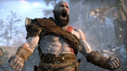 Das neue God of War erscheint am 20. April 2018 für die Playstation 4.