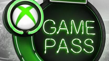 Logo des Xbox Game Pass