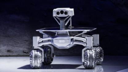Auch der Rover der Part Time Scientists konnte den X-Prize nicht gewinnen.