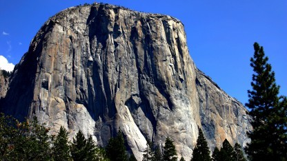 Der El Capitan im Yosemite-Nationalpark