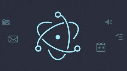 Electron sollte auf die aktuelle Version gepatcht werden.