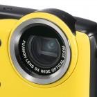 Fujifilm Finepix XP130: Outdoorkamera soll robuster als das Smartphone sein