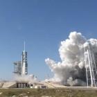 Raumfahrt: SpaceX testet die Triebwerke der Falcon Heavy