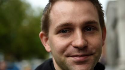 Der österreichische Facebook-Gegner Max Schrems