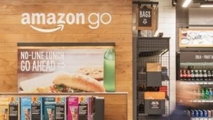 Amazon Go ist ein kassenloser Supermarkt.