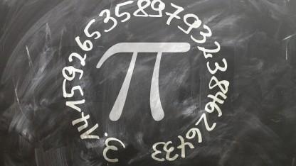 Die Kreiszahl Pi ist für Computersysteme ein Problem.