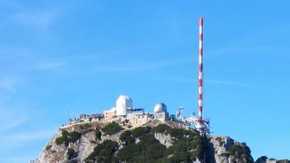 Das Observatorium Wendelstein