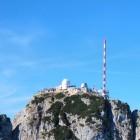Wendelstein: Deutschlands höchster Glasfaseranschluss auf 1.838 Metern