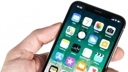 IPhone X vielleicht doch zu teuer? Apple soll Produktion halbiert haben