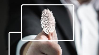 Fingerabdrucksensoren werden mittlerweile sehr oft verwendet.