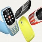 HMD Global: Neues Nokia 3310 mit LTE vorgestellt