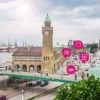 Hamburg: Sensoren melden freie Parkplätze