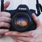 Canon: Fingerabdruckscanner für Kameras und Objektive geplant