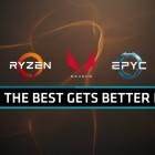 AMD: Zen+ und Zen 2 sind gegen Spectre gehärtet