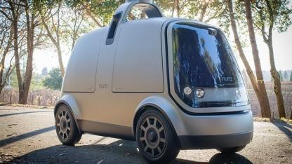 Autonomes Lieferfahrzeug Nuro R1: Exmitarbeiter von Googles Autoprojekt