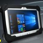Panasonic Toughpad FZ-G1 Atex: Ein Tablet für Bergarbeiter und Industriechemiker