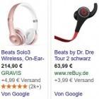 Shopping Ads: Konkurrenz wirft Google erneut Wettbewerbsverzerrung vor