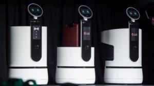 Die neuen Hilfsroboter von LG