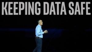 Intels CEO Brian Krzanich auf der CES 2018