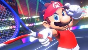 Mario Tennis Aces schickt den Schnauzbartträger zum Tennis.