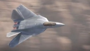 Eine F-52 aus CoD Advanced Warfare