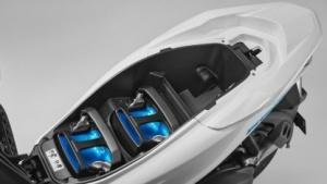Mobile Power Pack: zwei Akkus für den E-Scooter