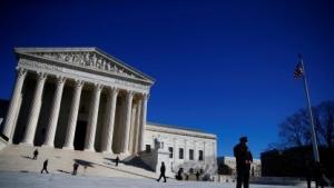 Viel Post zum Microsoft-Fall für den Supreme Court in Washington
